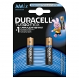 Батарейка R-03 1х2шт DURACELL Turbo 20шт/уп