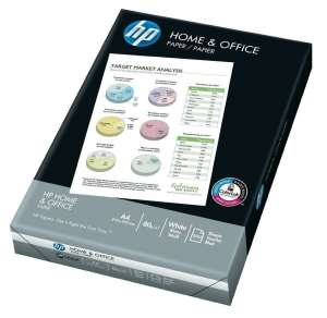 Бумага А4 500л  HP Home & Office  (International Paper)  80 г/м.кв. С