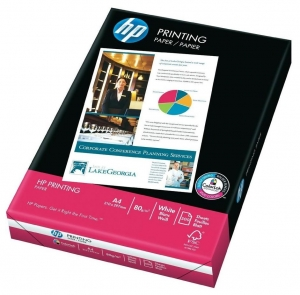 Бумага А4 500л  HP Printing Paper  (International Paper)  80 г/м.кв. А