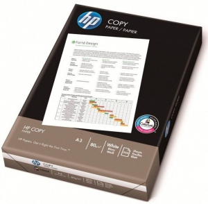 , Бумага А3 500л  HP Copy  (International Paper)  80 г/м.кв. С