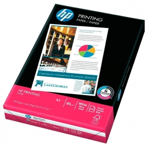 Бумага А3 500л  HP Printing Paper (International Paper)  80 г/м.кв. А