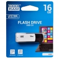 Флеш-драйв 16GB GOODRAM UCO2 Black/White