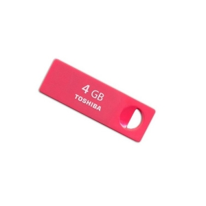 , флеш-драйв  4GB TOSHIBA Rosered