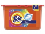 Гель для стирки в капсулах 12х24,8г TIDE Color